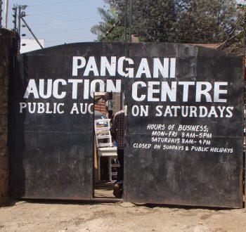 Pangani Auction Center